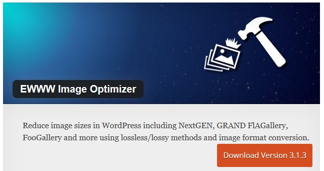 Das WordPress-Plug-In EWWW Image Optimizer