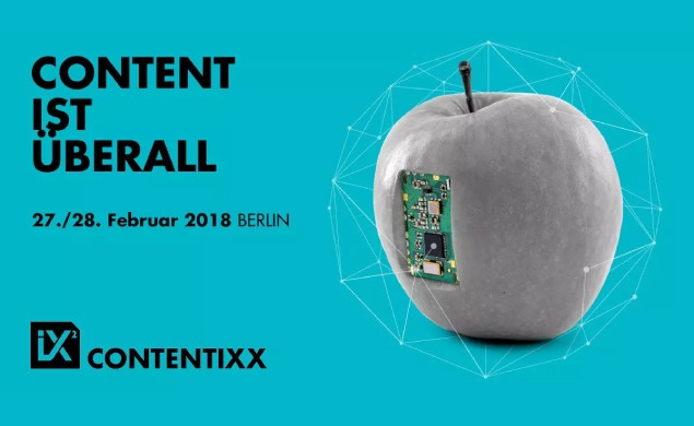 Content-Marketing-Konferenz am Müggelsee: Contentixx 2018